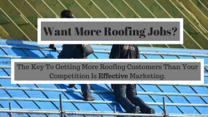how to get more roofing leads