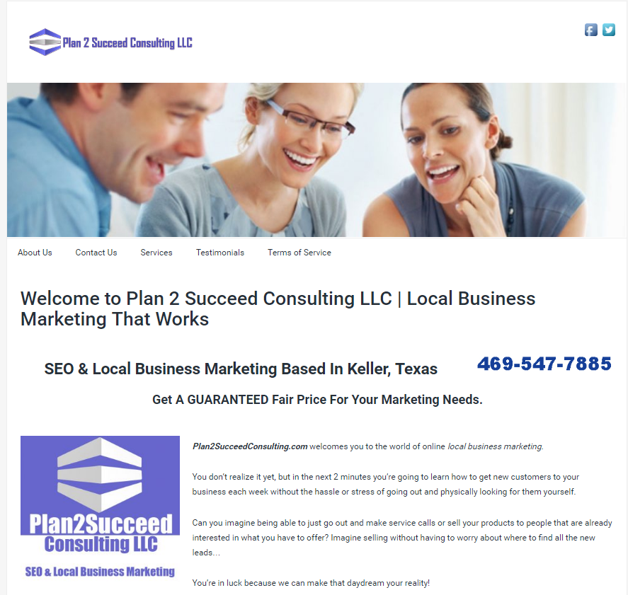 plan2succeed seo