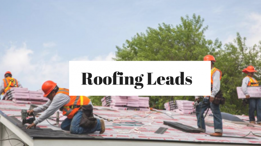 Roofing Leads