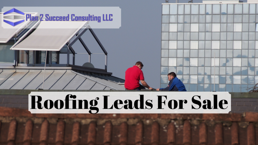 Roofing Leads For Sale